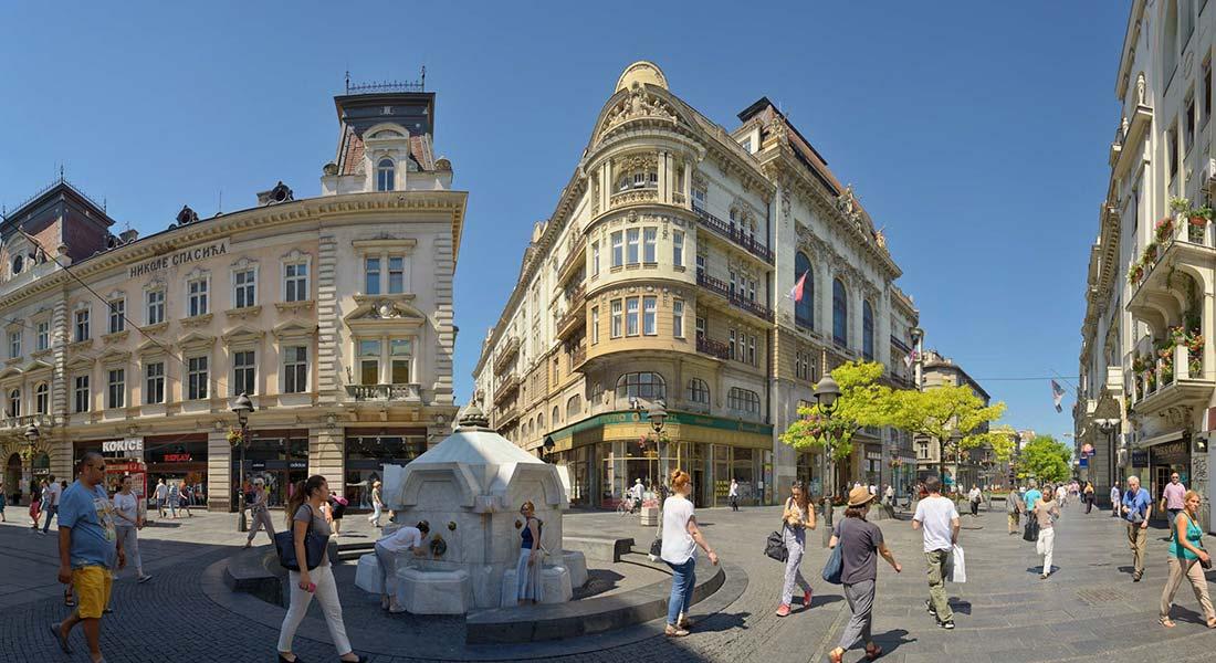 Knez Mihailova Street