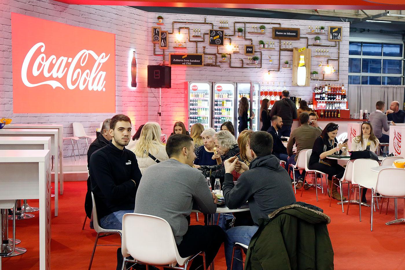 Coca Cola HBC na BeoWine 2020