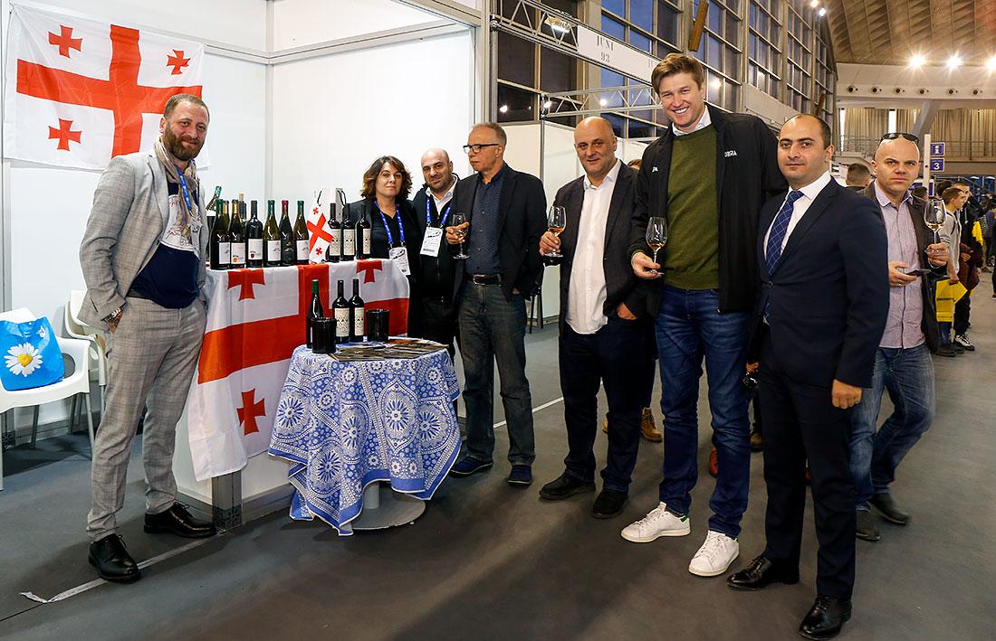 Promocija Gruzije na sajmovima vina i turizma
