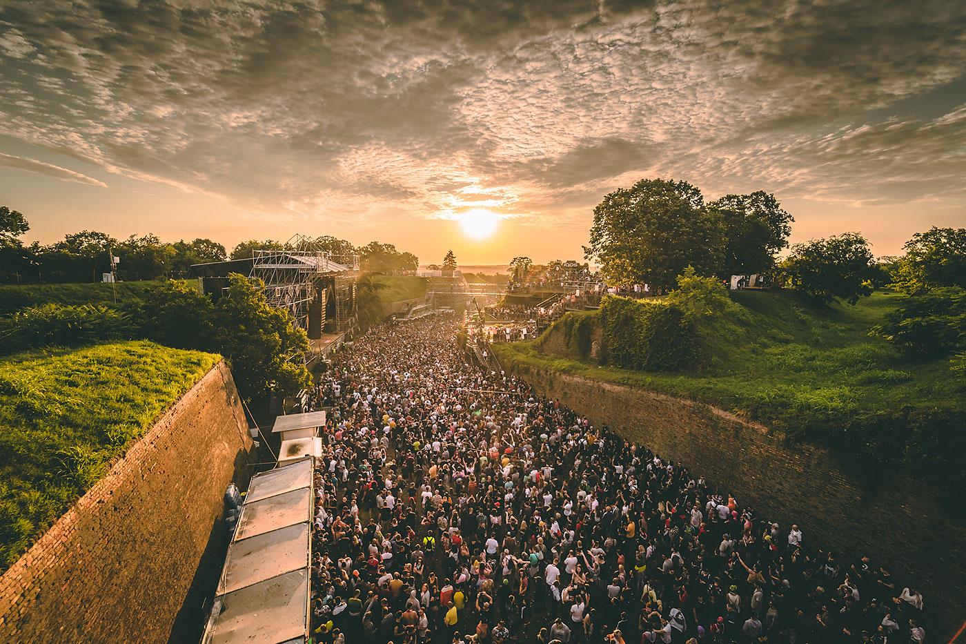 EXIT Festival in Novi Sad, photo by Jelena Ivanović