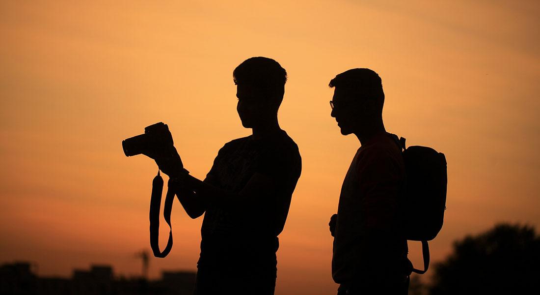 Vodič-fotograf za umorne turiste