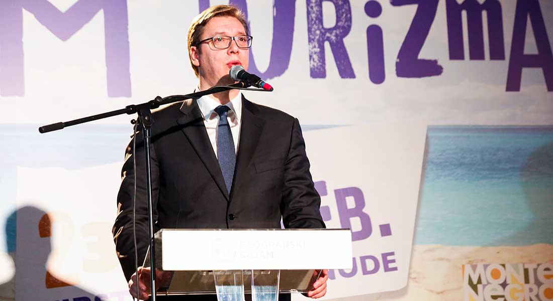 Aleksandar Vučić, predsednik Vlade Republike Srbije